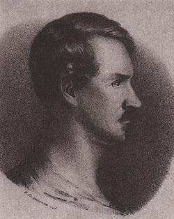 Адам (1786-1862). Литография Д. Энгельмана. 1830-е гг.