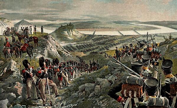Армии на начало русской кампании 1812 г