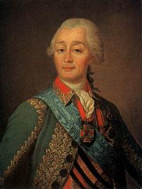Д.В. Давыдов «Встреча с великим Суворовым»