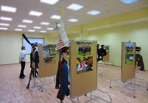 Тематическая выставочная экспозиция «200-летие Бородинской битвы»