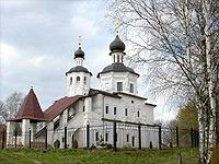 Храм после реставрации 2002 г. Фотография П. Рождественского, 2005 г.